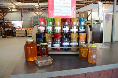 Picture of other honey and candy at Anderson Orchard in Mooresville, Indiana