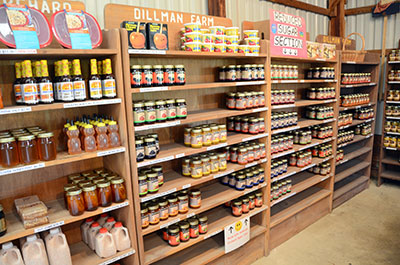 Picture of other products at Anderson Orchard in Mooresville, Indiana